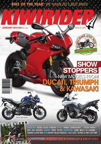 da90466cb24 Jnauary Kiwi Rider by KIWI RIDER MAGAZINE - issuu