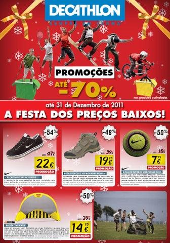 5152e7889 DECATHLON - Promoções Folheto de Natal by Facebook Decathlon - issuu