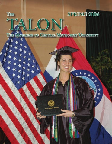 The Talon - Fall 2011 by Central Methodist University - issuu 8061dd52f