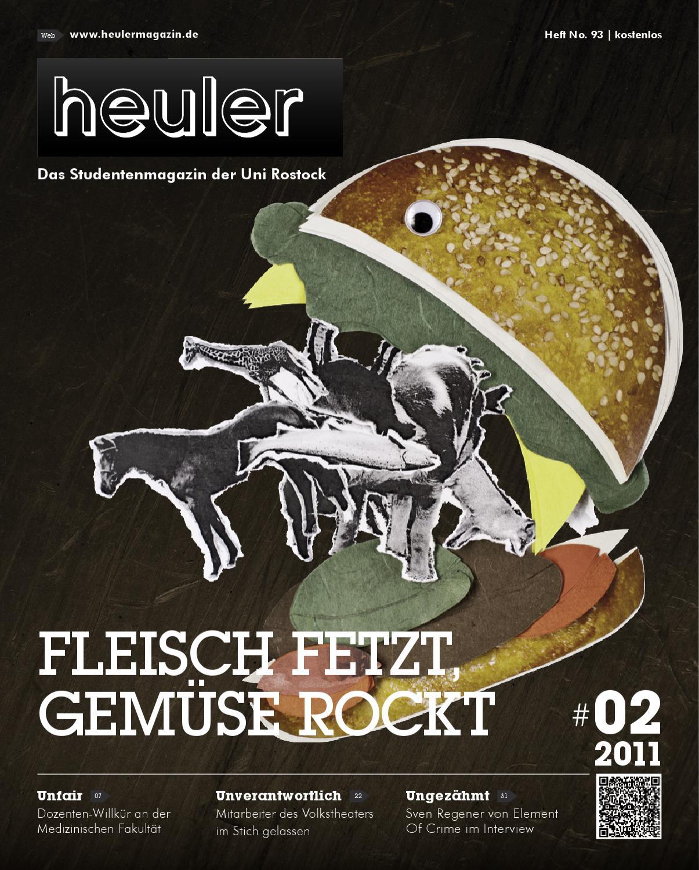 heuler – das Studentenmagazin #93 by heuler – Das Studentenmagazin ...