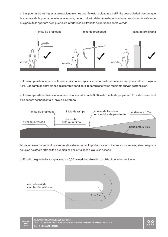 Reglamento Nacional De Edificaciones Ilustrado By Carlos