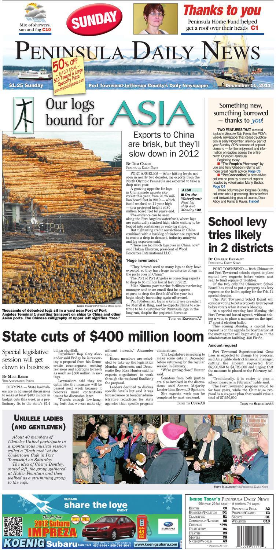 bb9309000d PDN20111211J by Peninsula Daily News   Sequim Gazette - issuu