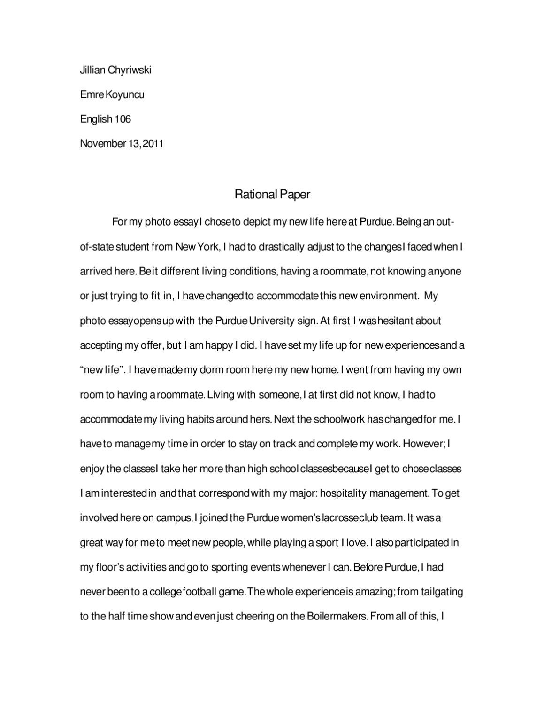 Rational Paper by Jillian Chyriwski - issuu