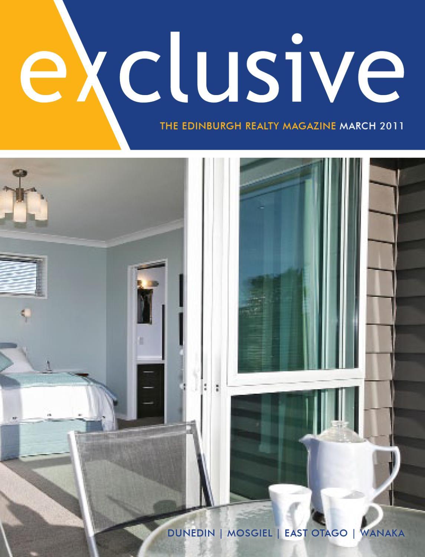 Exclusive March 2011 by Edinburgh Realty Ltd - issuu