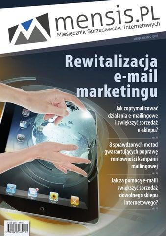 bfcde0851e14 Mensis.pl - miesięcznik sprzedawców internetowych by Krzysztof Rdzeń ...