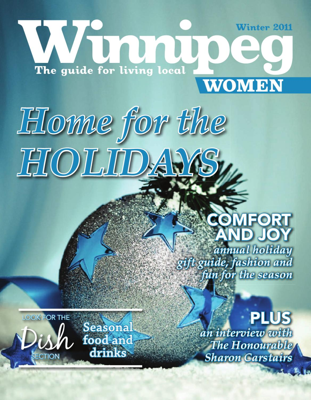 Winnipeg Women Magazine Winter Issue by MediaEdge Publishing Inc ...