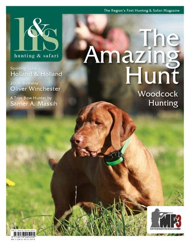 Hunting and Safari Magazine - Issue no 3 by Amed - issuu