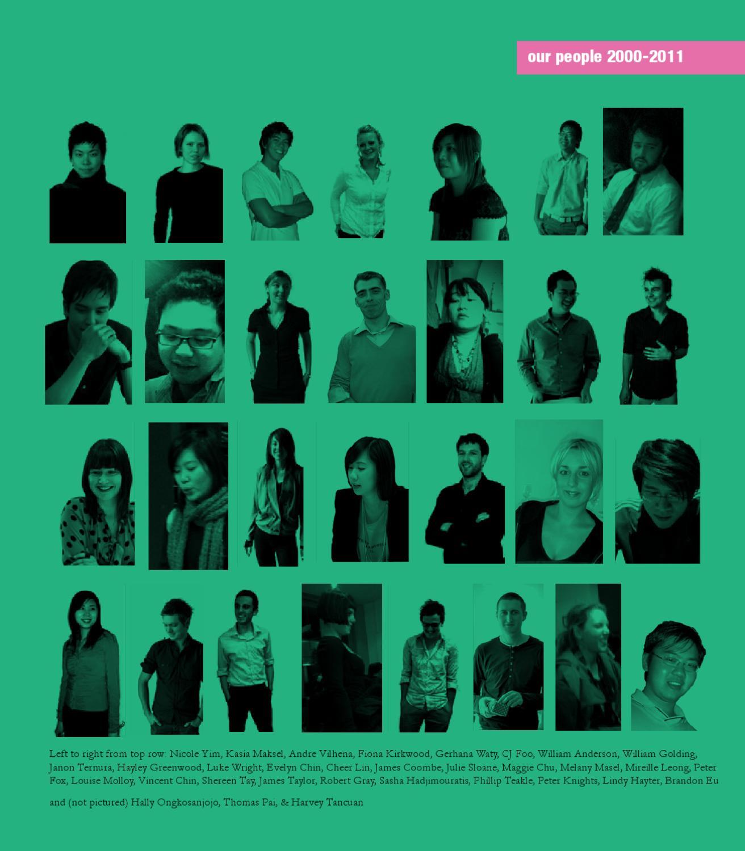 The Architects EAT Magazine No 01