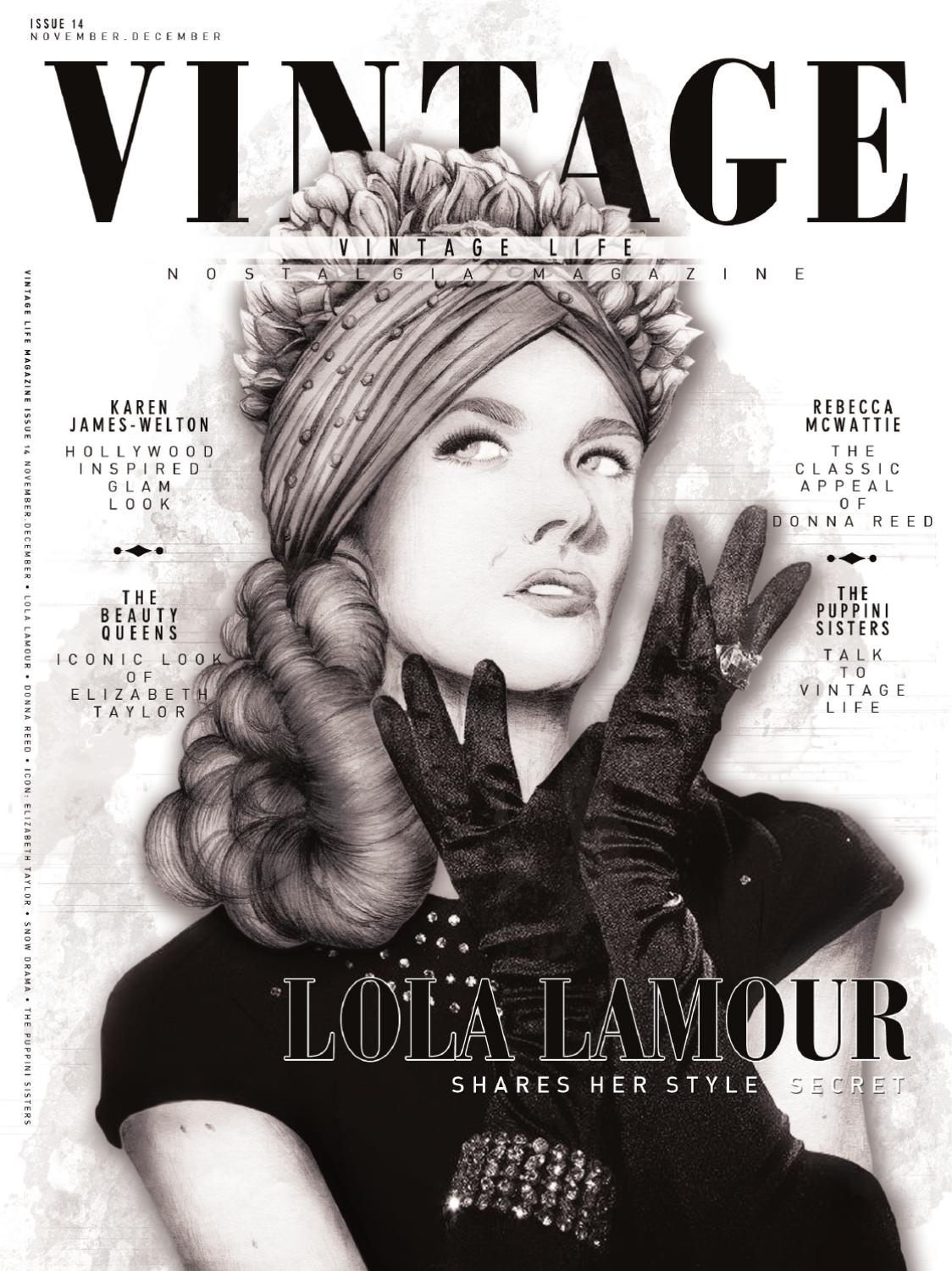 Vintage Life Magazine by Veronica chuah - issuu e9334cd02