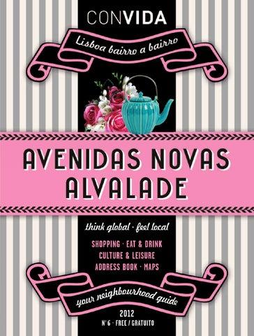 ConVida Avenidas Novas   Alvalade 2012 (nº 6) by ConVida - issuu 8534df201e
