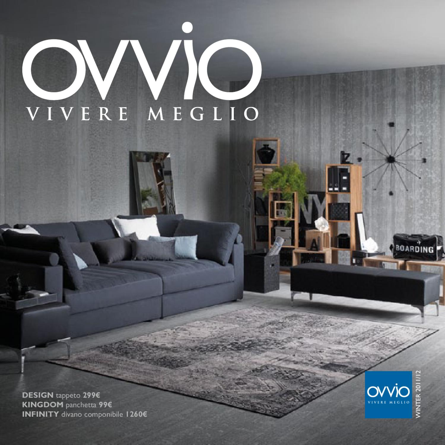 Ovvio catalogo 2012 by marco pedrali issuu for Asta mobili catalogo 2017