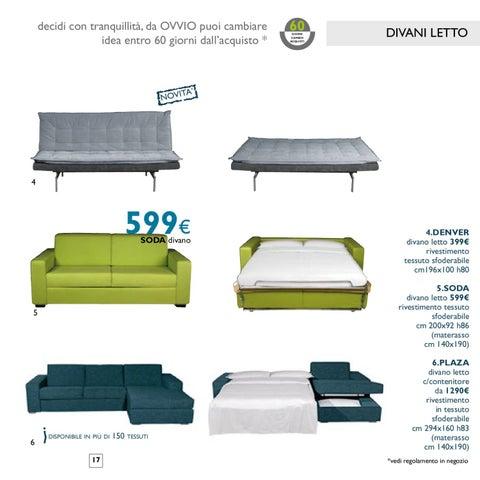 Disegno idea ovvio divano letto ovvio divano letto and - Divani letto ovvio ...