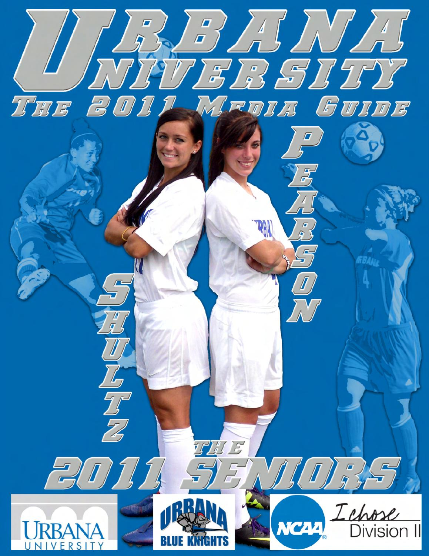 Women's Soccer Media Guide 2011 by Urbana University - Issuu