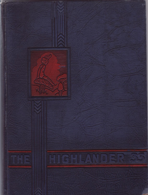 1933 yearbook by Elizabeth Perkins - issuu