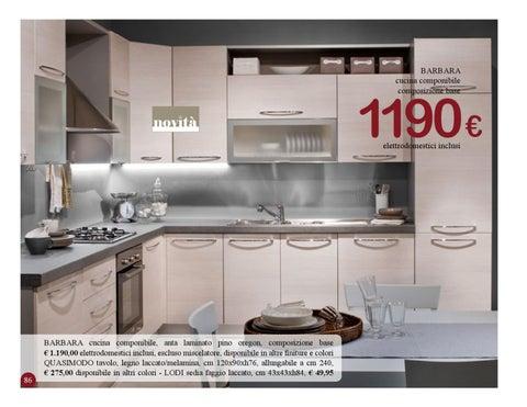 Catalogo semeraro by marco pedrali issuu - Semeraro catalogo cucine ...