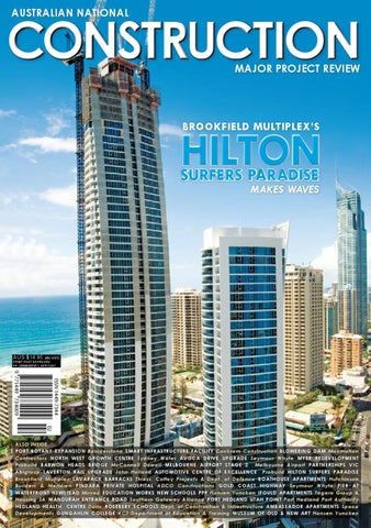 The Australian National Construction Review By Trade Media Group Ptd - Mariners-reach-penthouse-brisbane-designer-mirvac