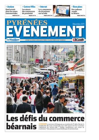 Supplément Commerce Pyrénées Presse by La République des Pyrénées ... a8a45cdbba1