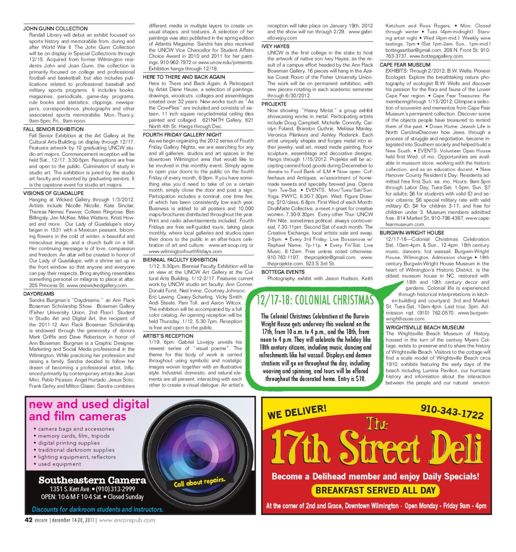 December 14, 2011 by Wilmington Media - issuu