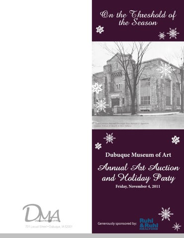 DMA Art Auction Program by Colleen Havens - issuu