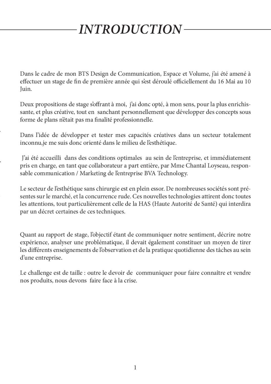 Rapport de stage BTS1 DCEV by dorian dorian - Issuu