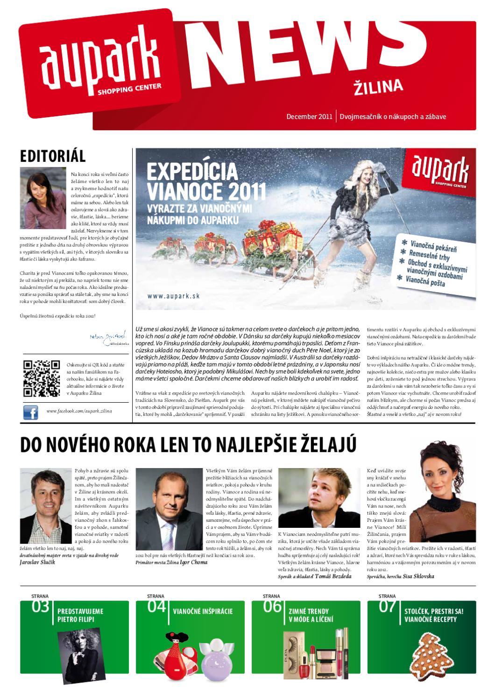 e23111ba8d Aupark Zilina News 12 2011 by m s - issuu