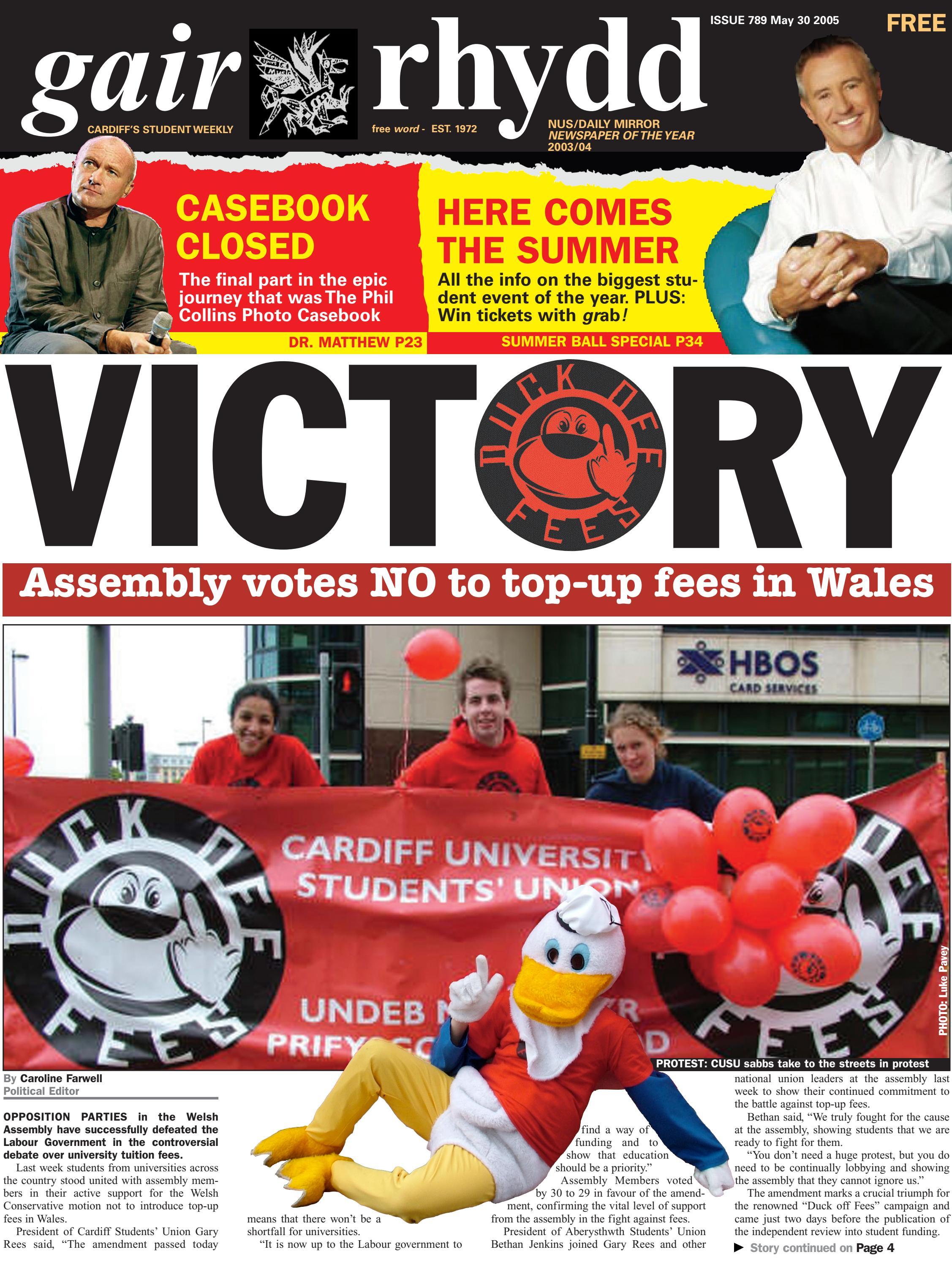 f289e77531 gair rhydd - Issue 789 by Cardiff Student Media - issuu