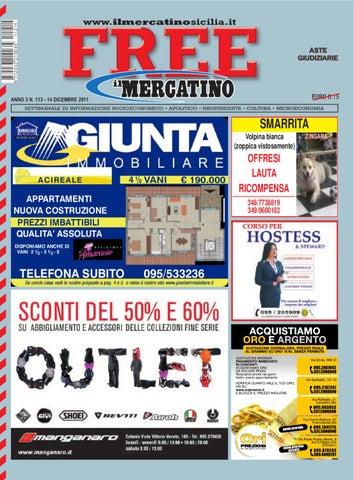 dbaf614417 Free n° 113 del 14-12-2011 by Il Mercatino - issuu