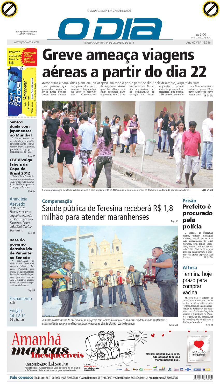 6eb75395e083c JORNAL O DIA by Jornal O Dia - issuu
