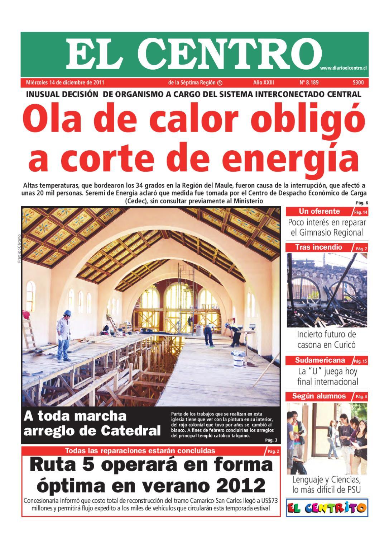 diario 14-12-2011 by Diario El Centro S.A - issuu 1af29a73216