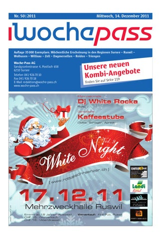 Woche Pass | KW51 | 21. Dezember 2011 by Woche Pass AG issuu