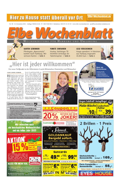 Harburg Kw50 By Elbe Wochenblatt Verlagsgesellschaft Mbh
