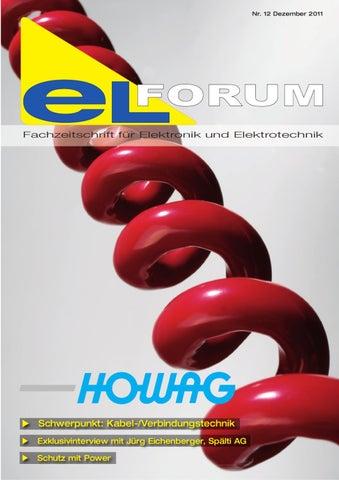 eLFORUM_2011_12 by LZ Fachverlag - issuu