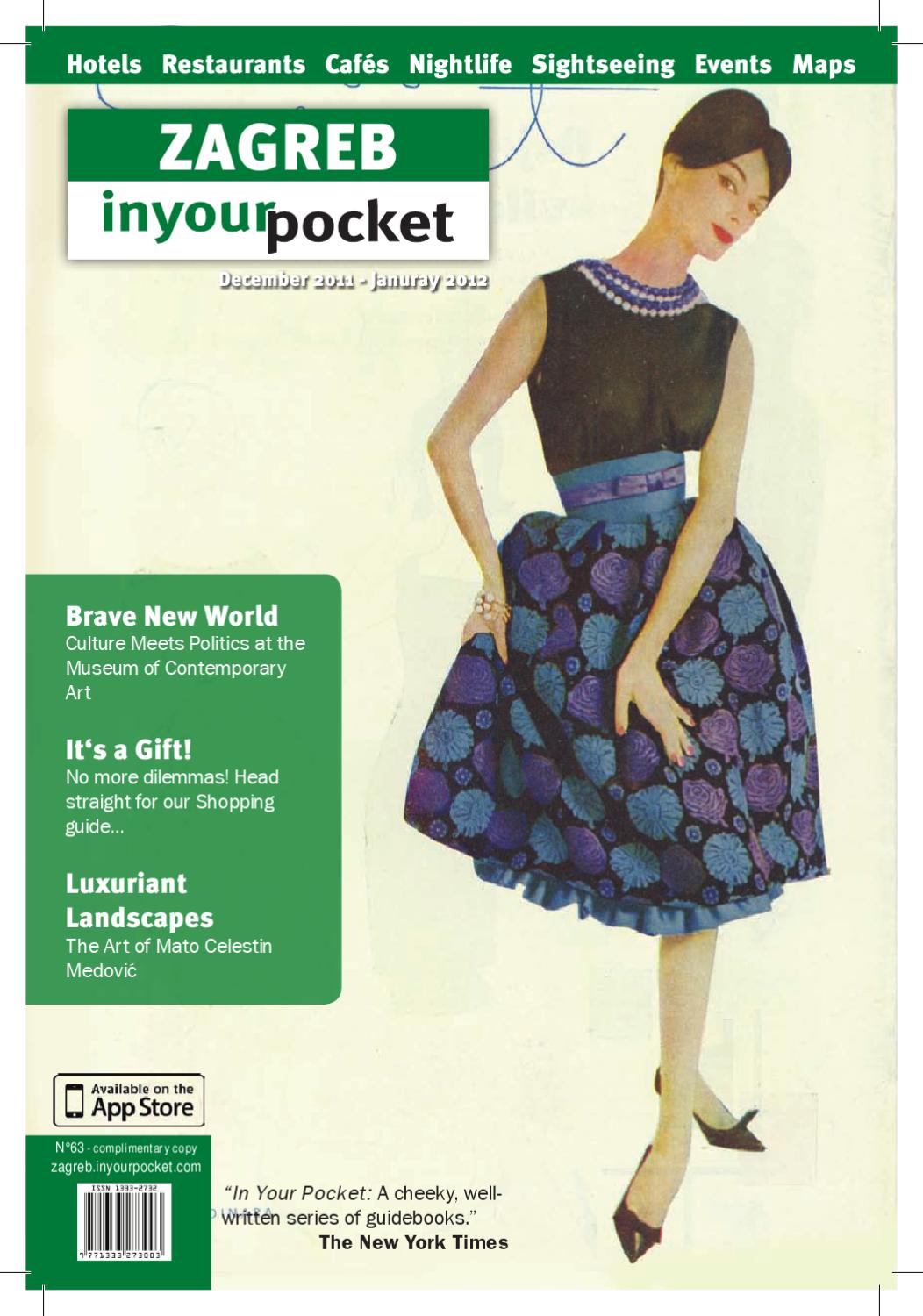 Zagreb In Your Pocket No63 By In Your Pocket City Guides Issuu