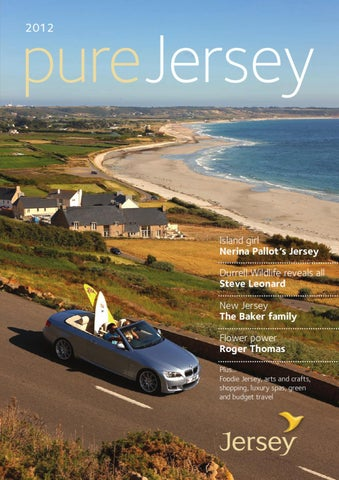 15d77465b6a pureJersey - Jersey Holiday Brochure 2012 by Visit Jersey - issuu