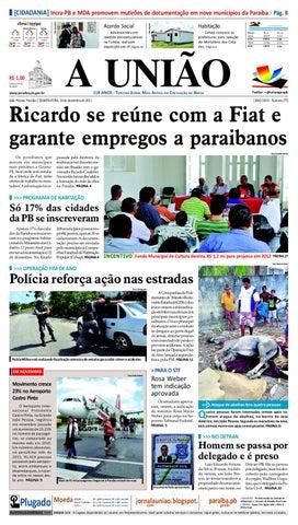 357b735931  CIDADANIA  Incra-PB e MDA promovem mutirões de documentação em nove  municípios da Paraíba - Pág. 8