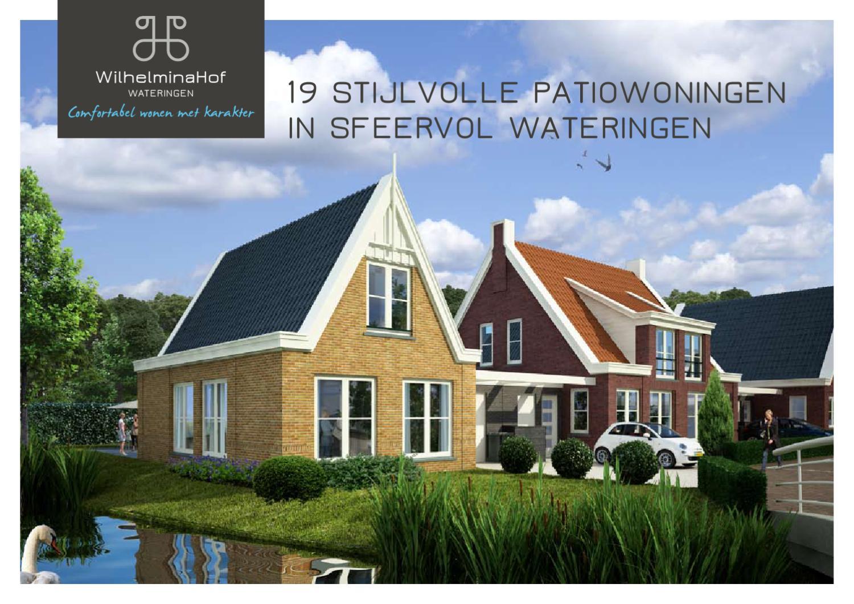WilhelminaHof - brochure by CieremansVanReijn - issuu