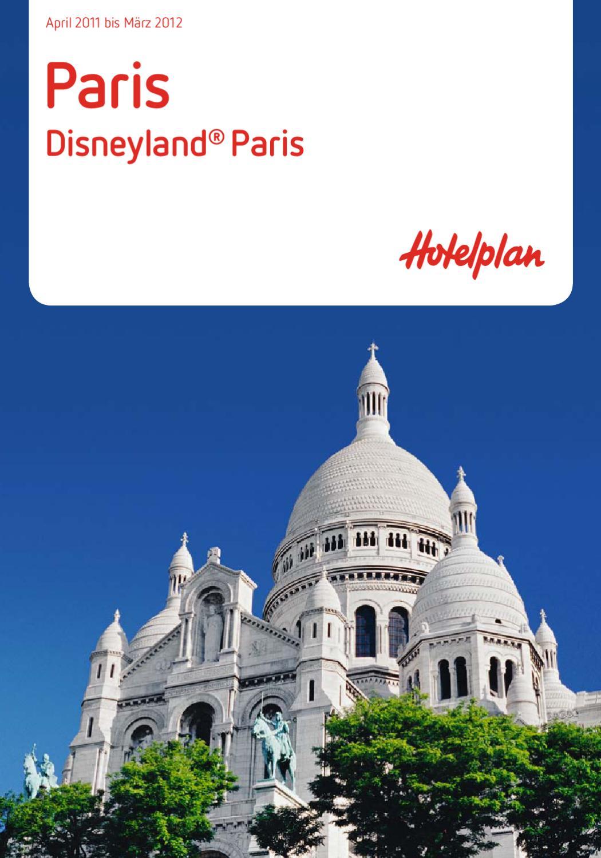 Hotelplan Paris Disneyland® Paris April 2011 bis März 2012 ...