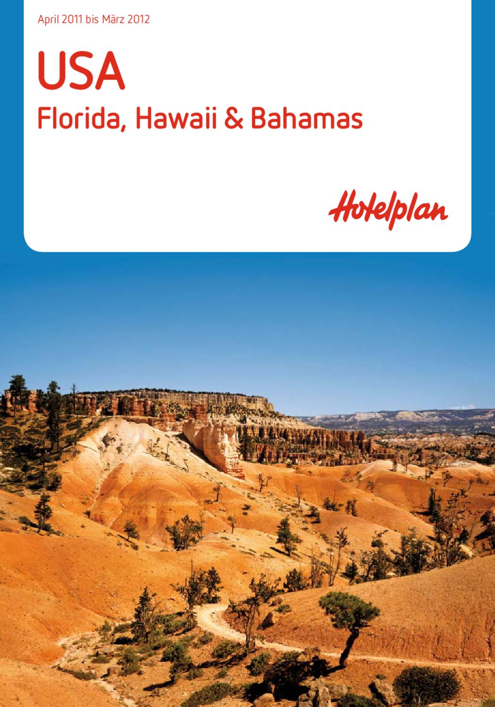 Hotelplan USA April 2011 bis März 2012 by Hotelplan Suisse (MTCH AG ...