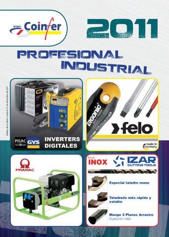 Industrial 2011 by Ferreteria Murgui - issuu d8a27c7176fd