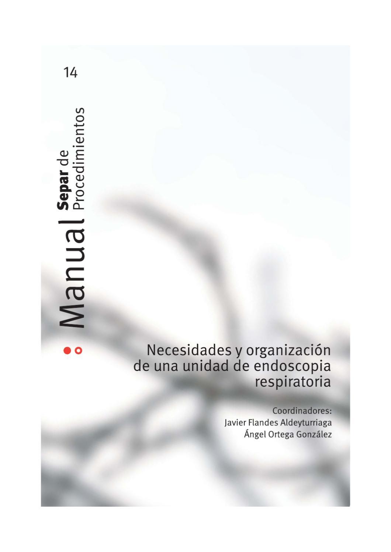 Manual de Procedimientos SEPAR, 14. by SEPAR - issuu