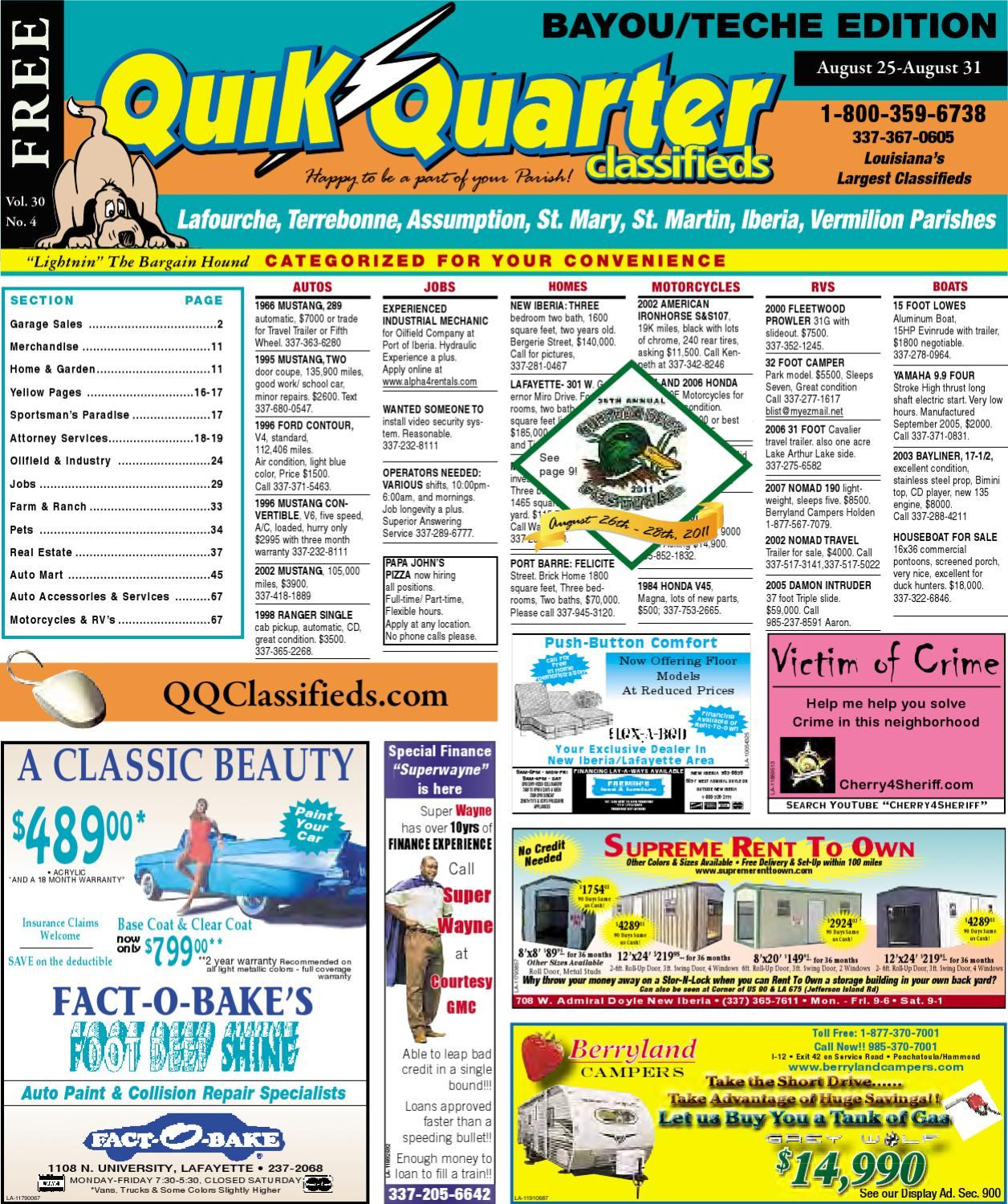 Qq Teche By Part Of The Usa Today Network Issuu Elantra Electrical Troubleshootin G Manual Wiring Daigrams 97 Gls