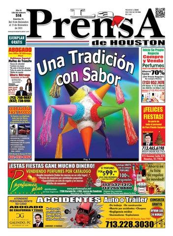 LA PRENSA DE HOUSTON 514 by La Prensa de Houston - issuu