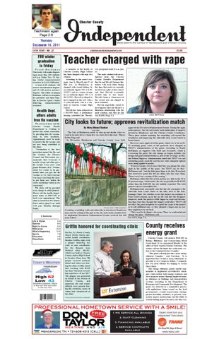 Chester County Independent 12-15-11 by Chester County