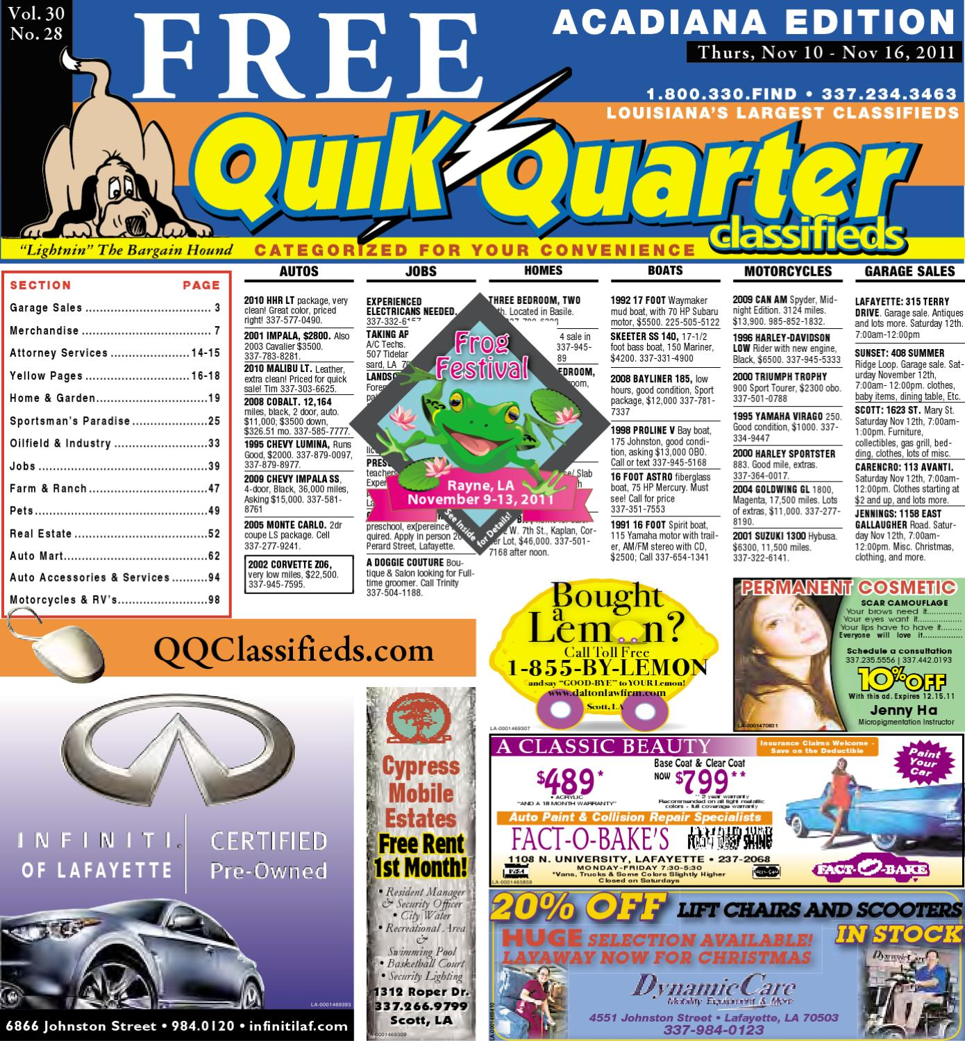 d200b29534d78 QQ Acadiana by Part of the USA TODAY NETWORK - issuu