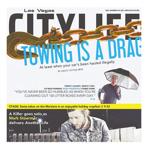1d1db99fe Towing is a drag by Las Vegas CityLife - issuu