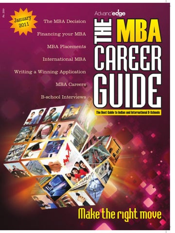 MBA Career Guide by IMS Publications - issuu