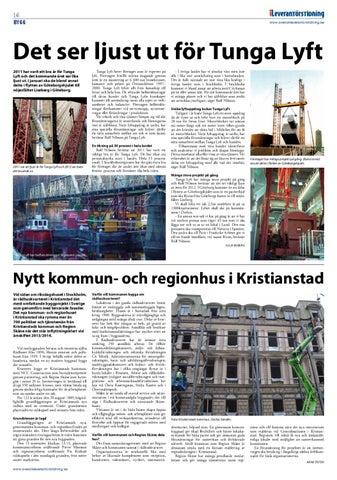 Ljust for svenska kommuner