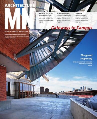 Architecture MN Magazine By