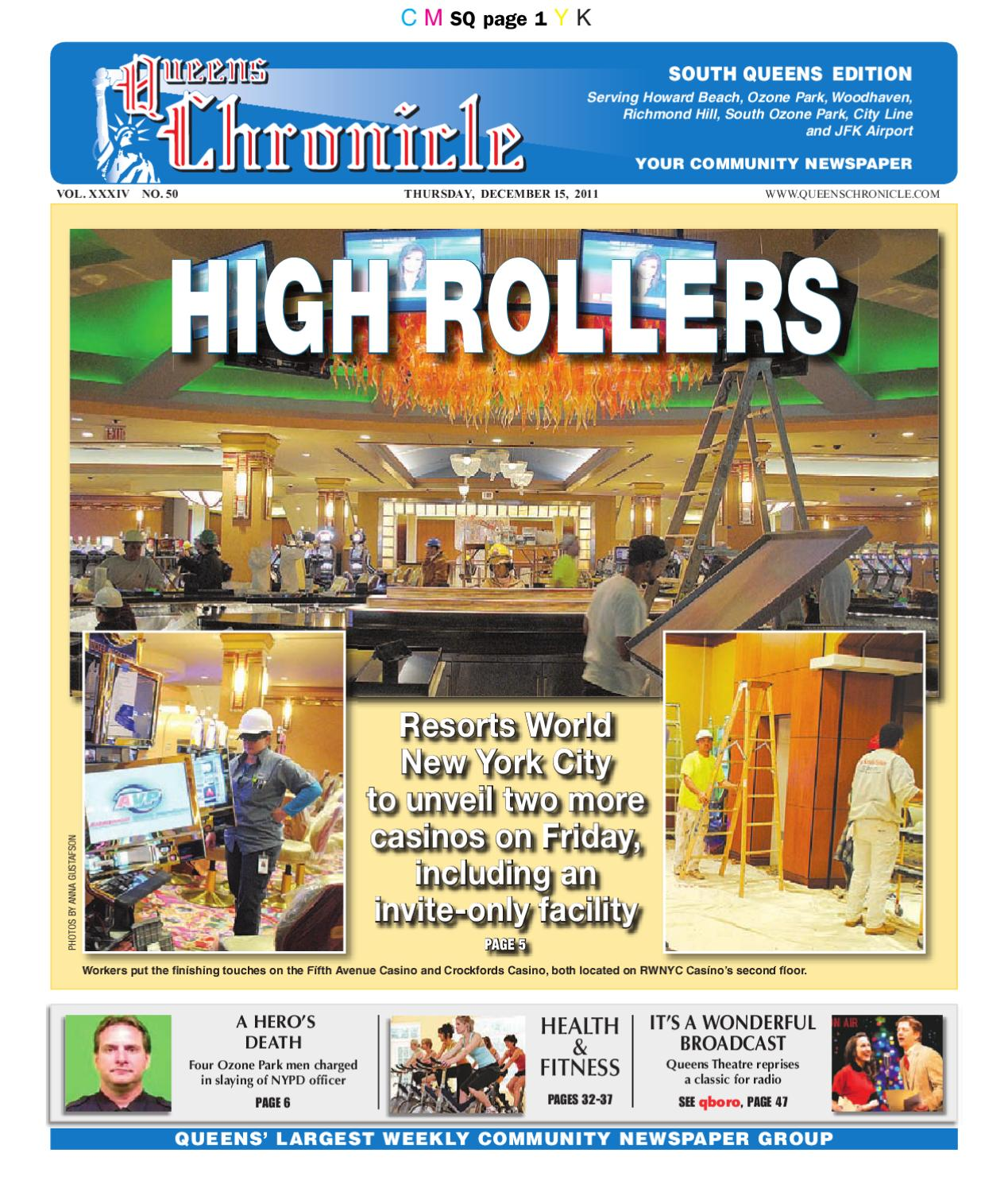 18235312d4f Queens Chronicle 12-15-11 by Queens Chronicle - issuu