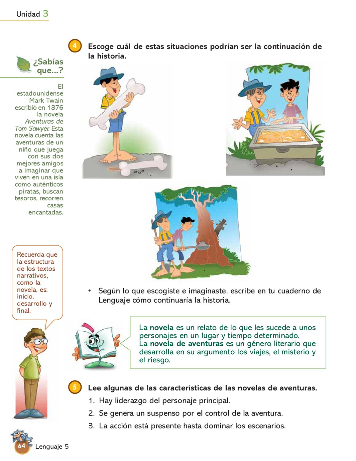 Libro De Texto 5º Grado By Trasteando Ideas Issuu